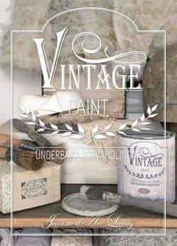 Kirja: Vintage Paint - Underbara förvandlingar