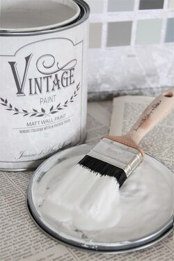 Wall Paint Pearl Grey