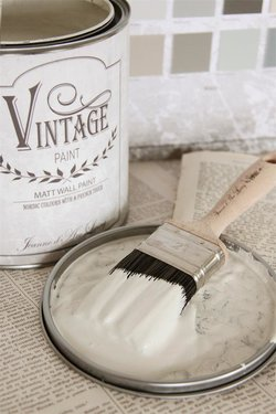 Wall Paint Warm Cream