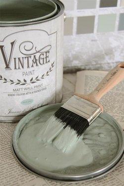 Wall Paint Dusty Green